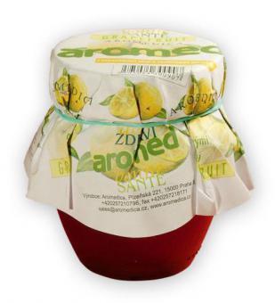 Aromaterapeutický med - grapefruit, schizandra - 250 g
