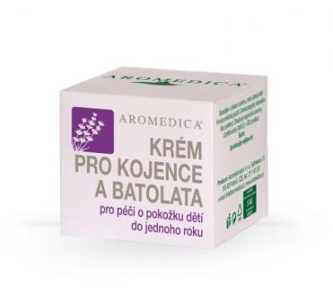 KRÉM PRO KOJENCE A BATOLATA - 50 ml