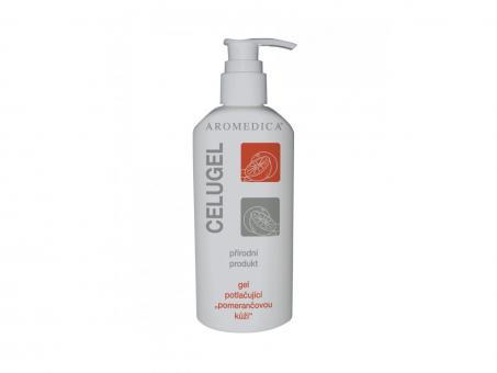 """CELUGEL – k redukci podkožního tuku a """"pomerančové kůže"""" - 200 ml"""